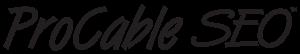 ProCable SEO Logo